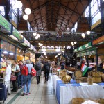 Central Market Place Budapest