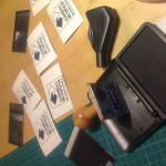 Schrüppe McIntosh namecards