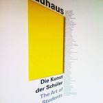 Schrüppe McIntosh Bauhaus Dessau