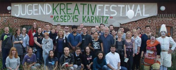 Jugend Kreativ Festival 2015