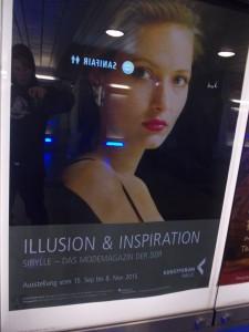 Illusion und Inspiration Ausstellung