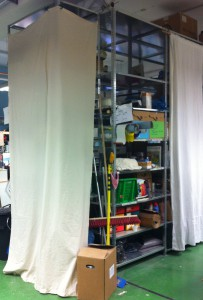 Makerspace Leipzig Aufbauphase