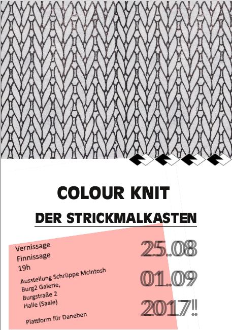 Knit Colour- Der Strickmalkasten