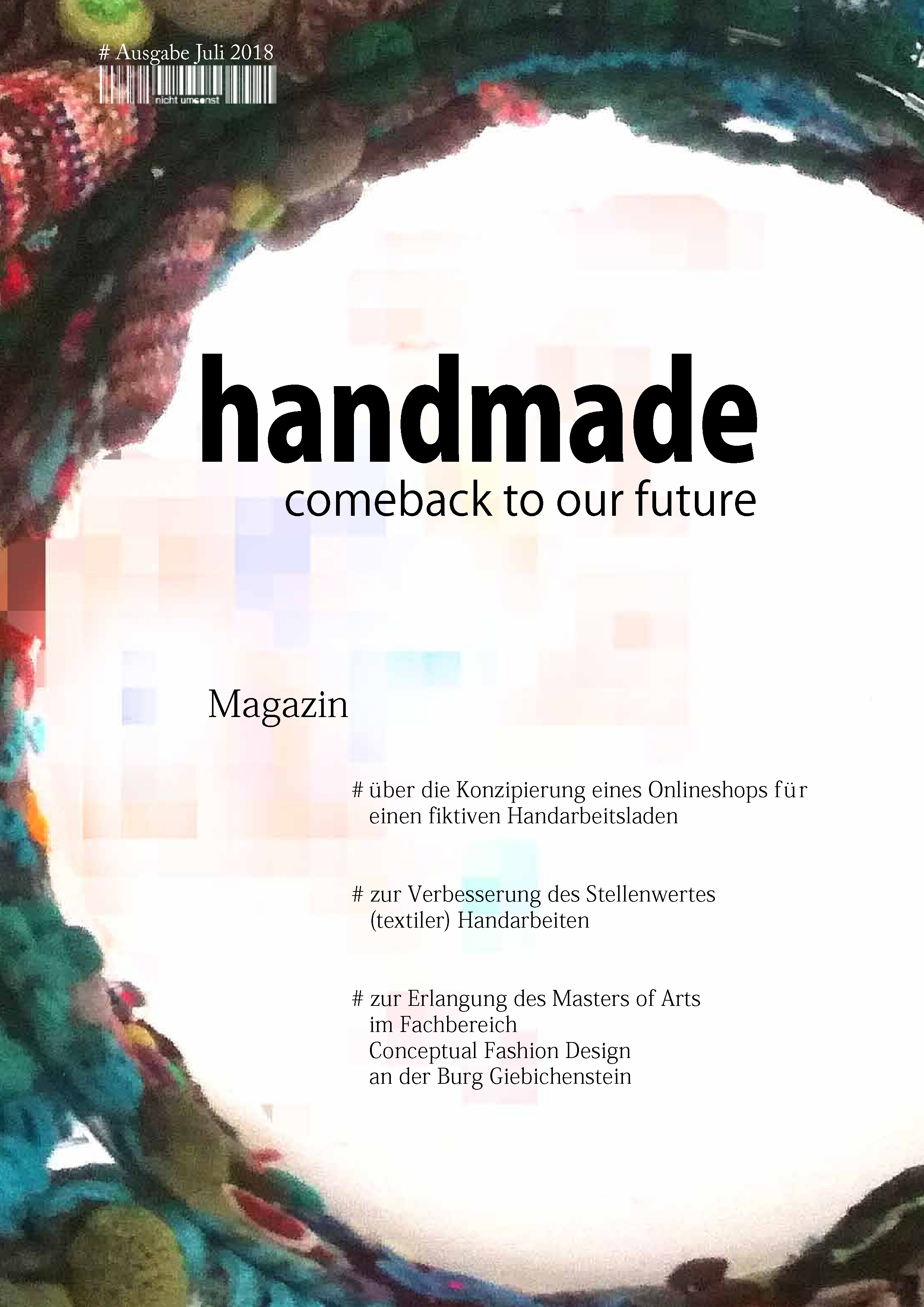 Handmade- Comeback To Our Future